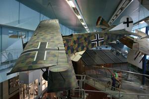 1405 Fokker D VII Ailerons