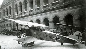 1405 Fokker D VII Invalides