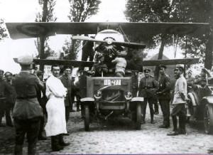 Nieuport capture