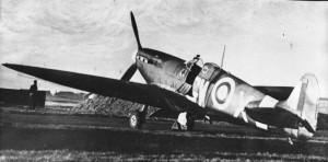 2014 1941-1942, les Spitfire Mk IIb du Squadron 340