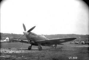 2014 Spitfire IX.