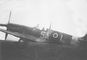 2014 Spitfire Mk IX du groupe I-2 Cigognes