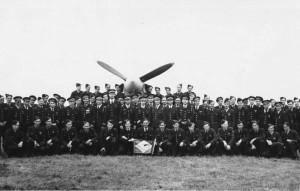 2014 personnel du squadron 345 II-2 Berry