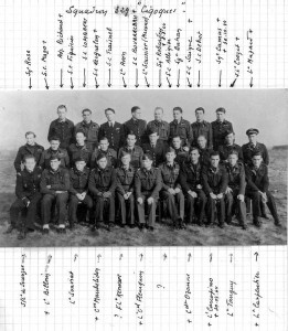 2014 personnels du groupe I-2 Cigognes