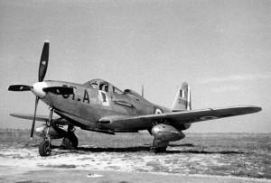 2014 P-63C Kingcobra de la 5ème escadre