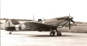 2014 Spitfire du Musée au roulage