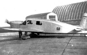 2014 Simoun, avion de liaison