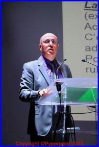 Frédéric Buczko s'occupe de présence de l'AAMA sur internet