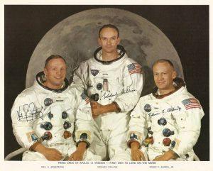 Astronautes d'APOLLO 11 Juin 2015