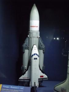 Navette spatiale soviétique Bourane