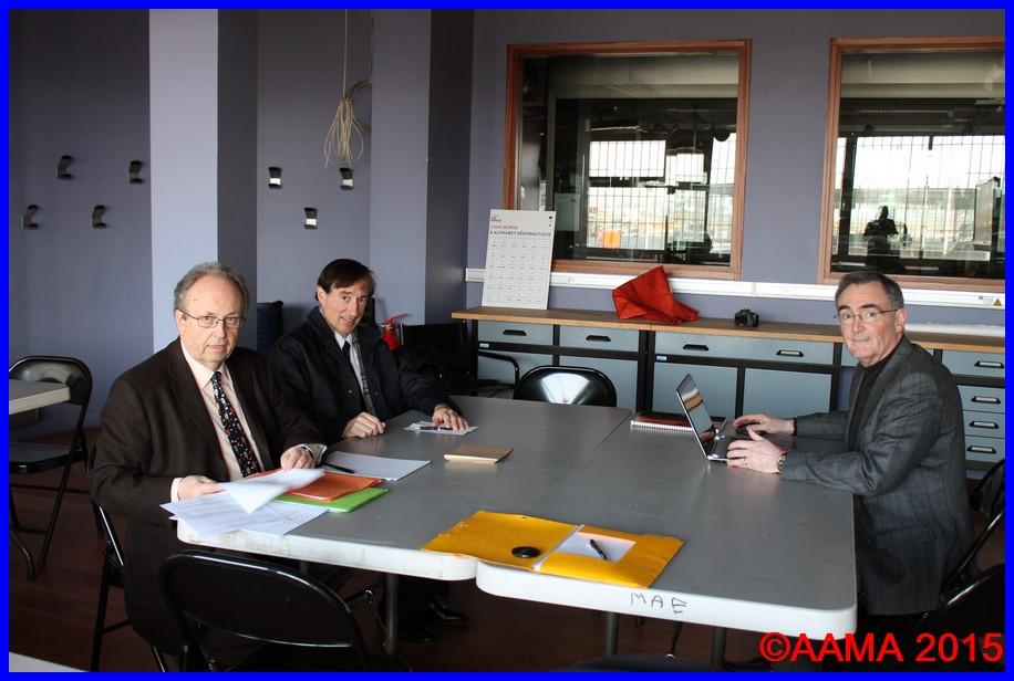 151214 réunion bureau AAMA