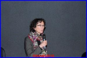 Catherine Le Berre aborde l'aspect qualité qui se développe au Musée