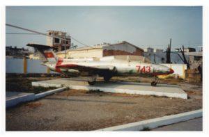 """Aero L-29 """"Delfin"""" n° 743"""