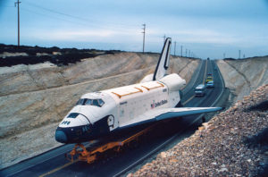 Enterprise, OV-101,Vandenberg