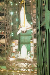 Enterprise, OV-101, VAB, KSC