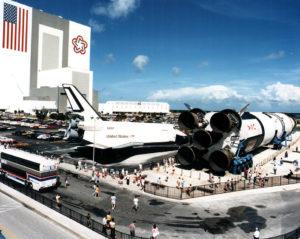 1eVAB, Enterprise, 0V-101, Saturn V