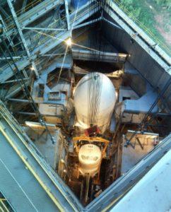 Enterprise, OV-101, Huntsville