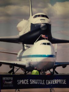 Enterprise, OV-101, Boeing 747 SCA, aéroport de New York, JFK