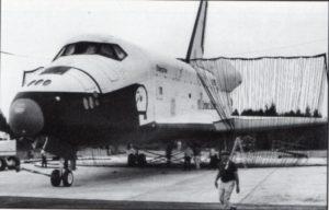 Enteprise, OV-101, aéroport, Dulles, Washington DC