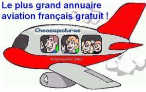 Annuaire aviation français, Choosepicture