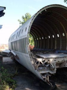Concorde, FD, Dugny, fuselage, coté droit